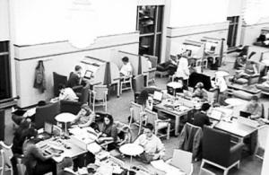 维德勒图书馆藏书345万册图片