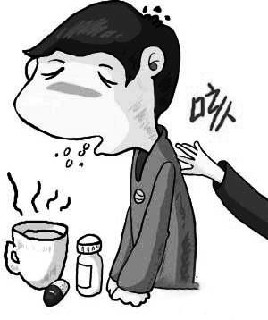 经常感冒咳嗽,咳起来没完没了,特别是在晚上,咳得所有人都睡不着觉.