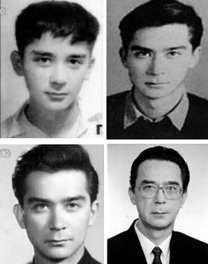 近日,中国工程院院士王德民年轻时候的照片在网上走红,被校友称