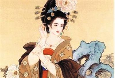 唐朝女性服饰比现代讲究 一件衣服常做上几年