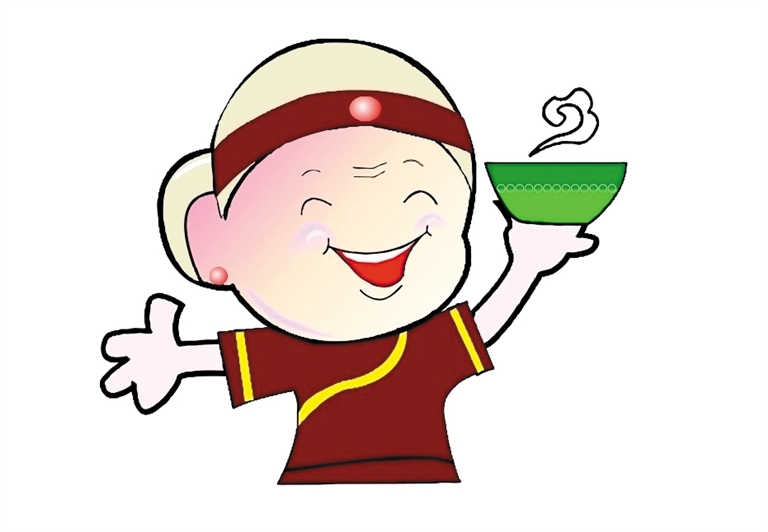 吃饭时,蔻妈细心忙碌地给家人布菜,看到我多夹两筷子某样东西,她就把