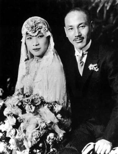 宋美龄最想嫁的不是蒋介石