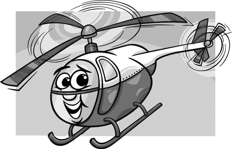 第一次坐直升飞机