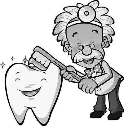 翁志强认为,一般孩子不需要用到这样的器械来清洁牙齿.