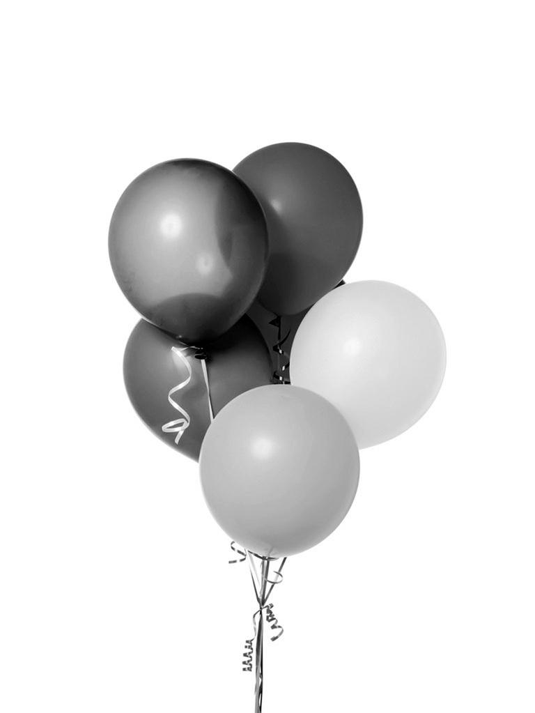 气球海马造型步骤图解