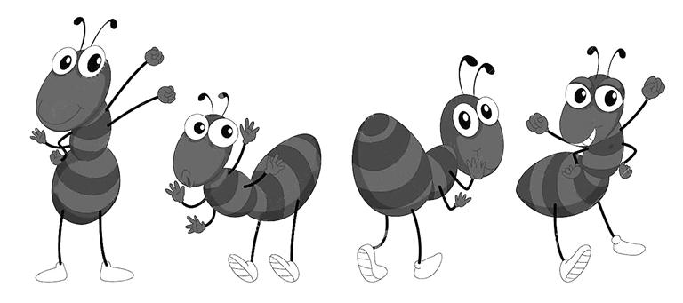 -->  海南省农垦直属第一小学五(2)班 张宇翔   在校园的大榕树下,围聚了一群小不点,他们叽叽喳喳不知在说啥。我好奇地探过头去,一看,原来是只蚂蚁,死了。   嗨,有啥好看的,不就是这只蚂蚁大了点、黑了点嘛,真是少见多怪。我不屑地回到教室,趴在课桌上发呆。忽然间,一个念头闪进脑海:这只小蚂蚁是怎么死的呢?   是呀,是怎么死的呢?是不是摔死的?好像没听说。是不是冻死的?这两天有降温。可是小蚂蚁自古就是光膀的呀,从没见过穿衣服的,应该不怕冷。哦,也许是被饿死的吧。现在学校不允许带零食来,要