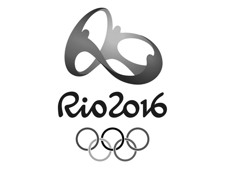 奥运会创意logo矢量图