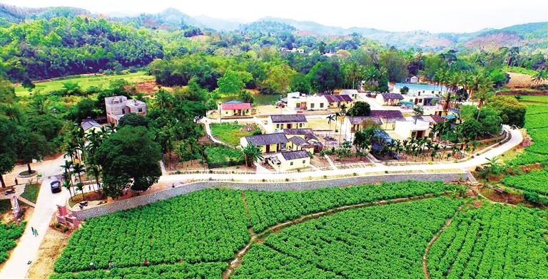 深圳风景好的乡村小镇
