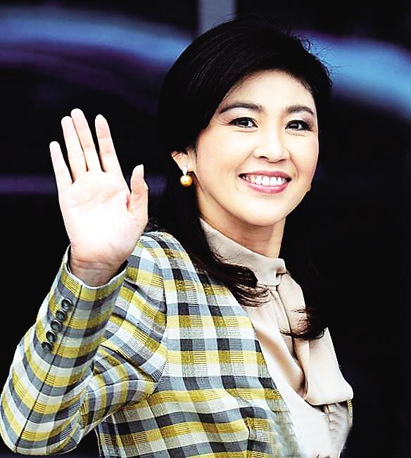 泰国首相英拉简介_泰国总理英拉太漂亮了