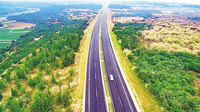 文昌滨海旅游公路将建4座驿站