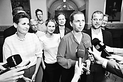 丹麦的一院制议会共179个席位,